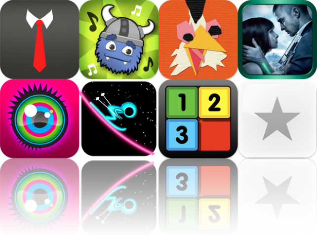 iOS Apps Gone Free: Tie Right HD, FunTom Of The Opera, IncrediBlox, And More