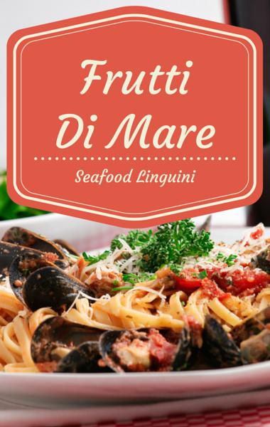 Sal Scognamillo: Frutti Di Mare Recipe & Flounder Milanese ...