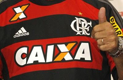 Flamengo deverá manter Caixa como patrocinador master do Manto