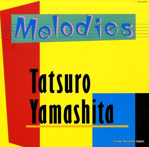 YAMASHITA, TATSURO melodies