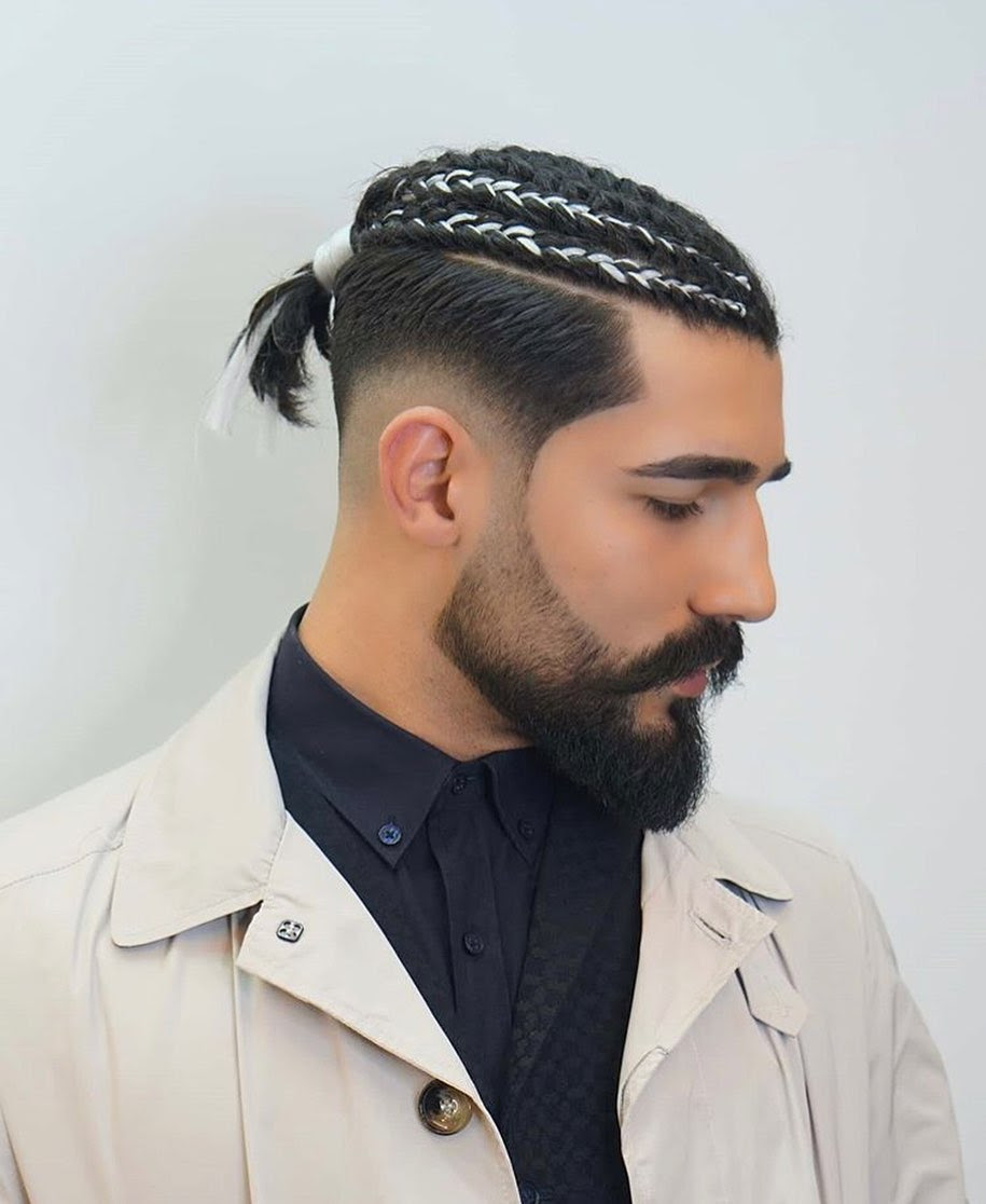 10 Men's Haircut Trends for Short Hair 2020 - 2021 - PoPular Haircuts