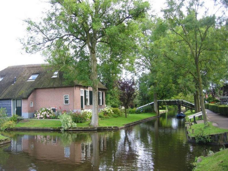 Giethoorn, a Veneza rural da Holanda 20