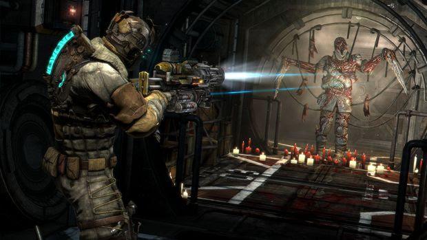 Dead Space 3: Awakened promete muito horror ao jogo (Foto: Divulgação)