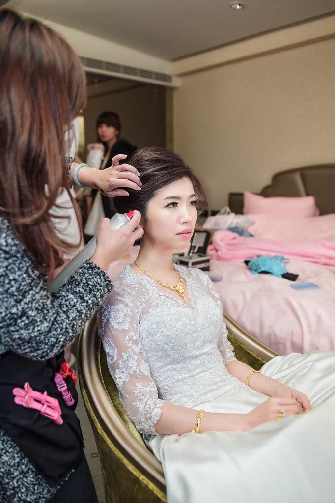 015台北亞都麗緻迎娶婚禮紀錄