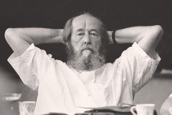 Россияне давно не испытывали счастья, говоря словами Солженицына, «жить не по лжи» и трудиться для общего блага