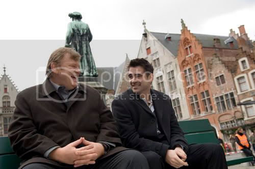 In Bruges - Colin Farrel and Brendan Gleeson