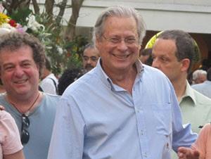 O ex-ministro José Dirceu (Foto: Cintia Acayaba/G1)