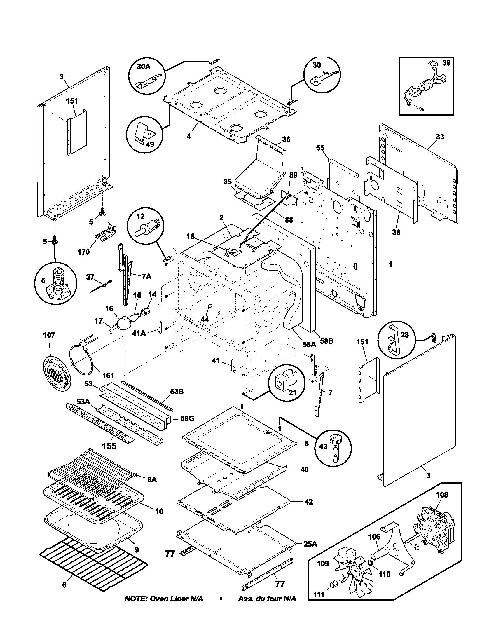 Refrigerators Parts Frigidaire Gallery Refrigerator Parts