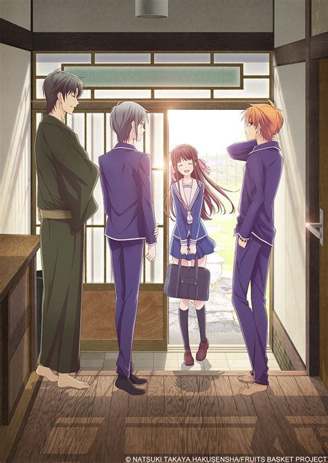 Funimation to Deliver New ?Fruits Basket? Anime Series