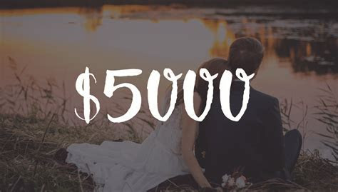 How much should you budget for your wedding?