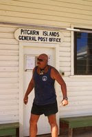 Pitcairner just closed the post office