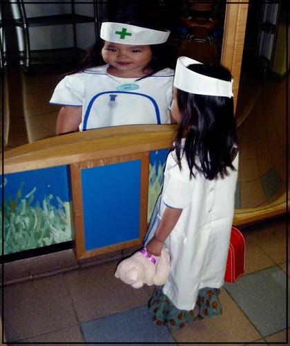nurse lilah at CHEO