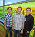 JBEI researchers Yu-Wei Wu, Steve Singer and Danny Tang developed MaxBin to automatically recover individual genomes from metagenomes using an expectation-maximization algorithm.