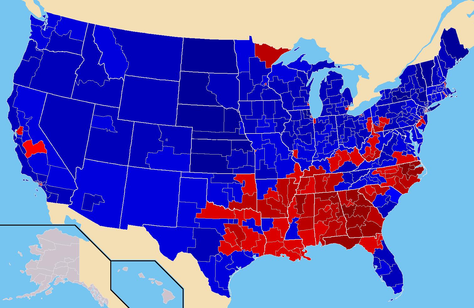 Us Senatorial District Map Us Senate District Map
