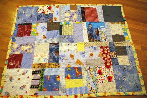 cozy quilt