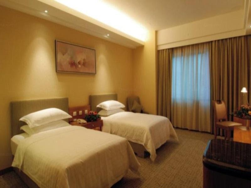 Review Chengdu Jinrui Yangguang Hotel