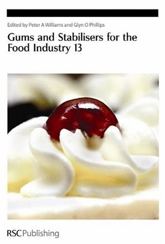 [PDF] Gums and Stabilisers for the Food Industry 13 Free Download