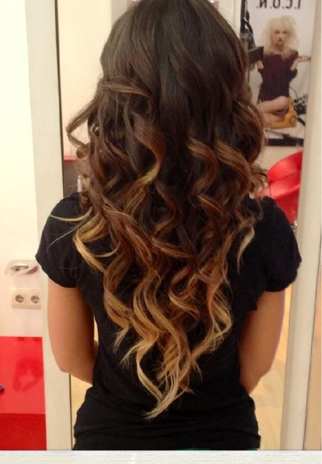 Pretty Hairstyles For Long Brown Hair Hairstyle Guides