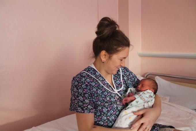 В Советской районной больнице в новогодние праздники родились 12 малышей