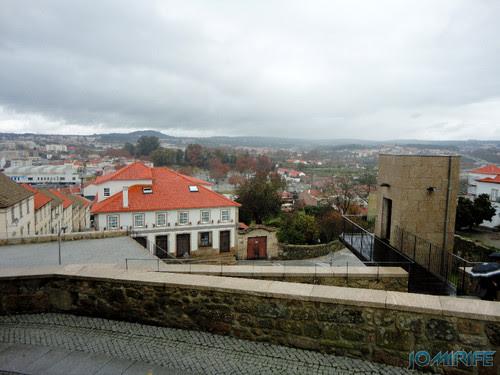 Viseu (2) Vista da Igreja sobre Viseu [en] Viseu - View of the Church of Viseu