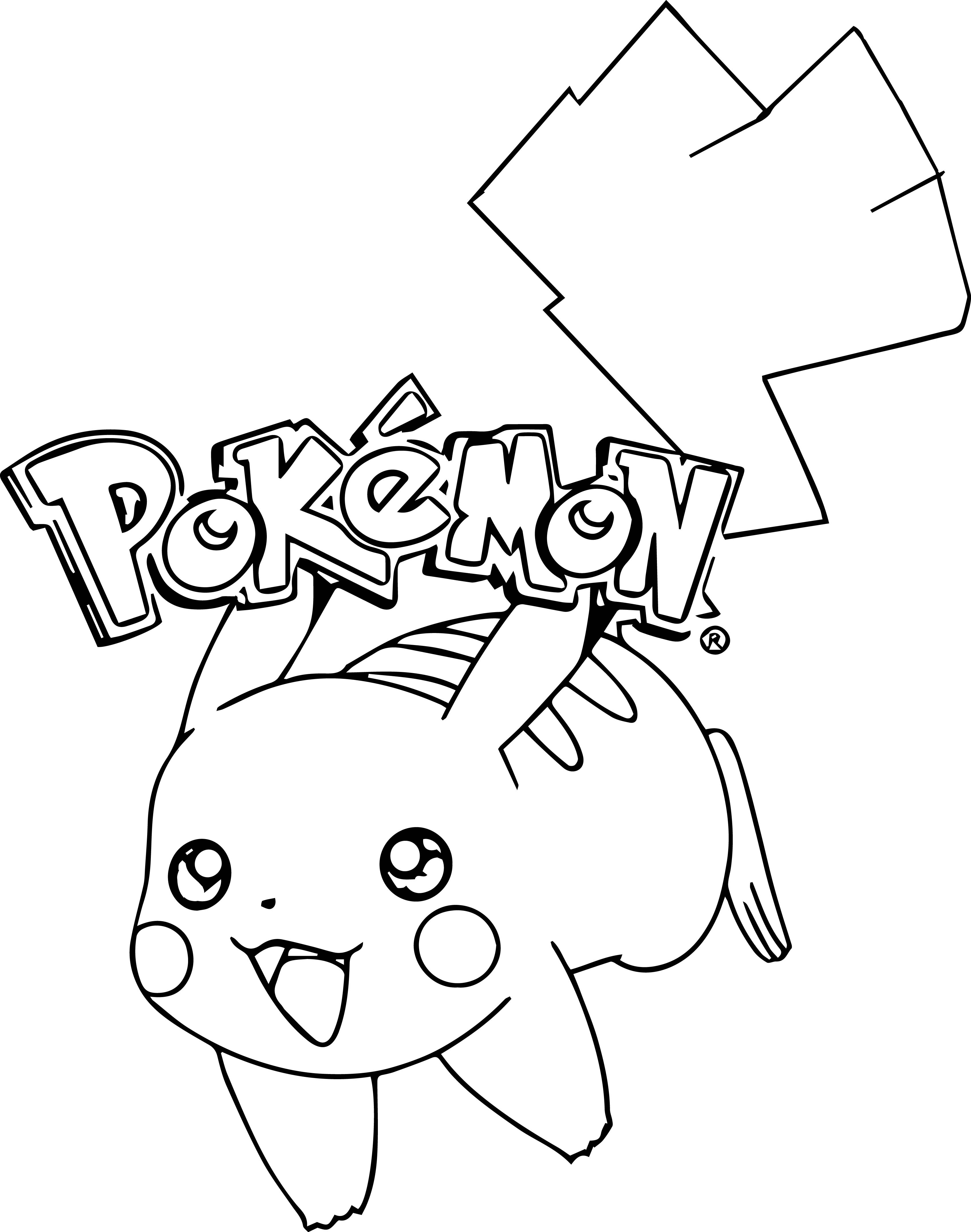 Pikachu Drawing Pictures at GetDrawings | Free download