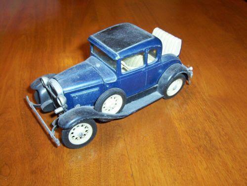 Vintage Model Car Kits  eBay