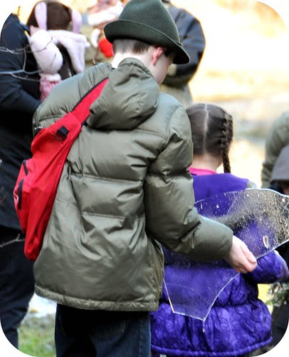 Carrying Ice