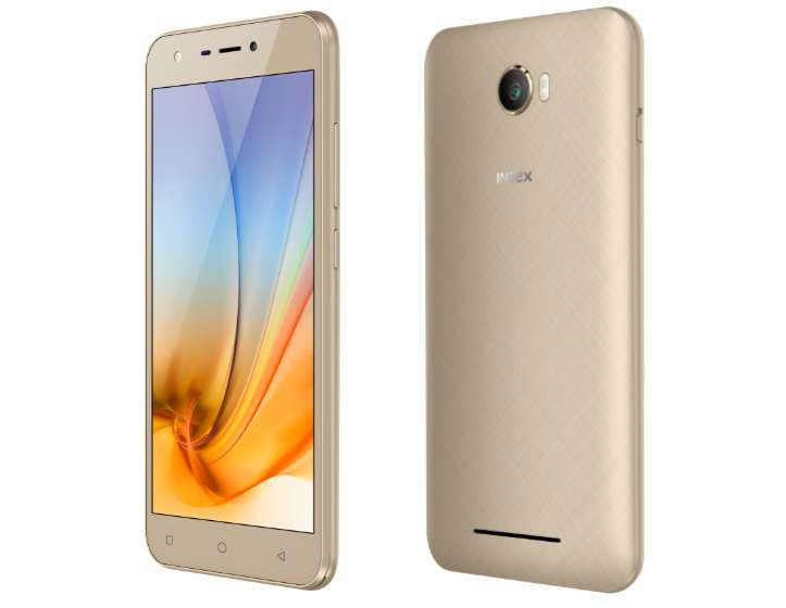 Intex Aqua 5.5 VR+ with 2GB RAM, Android Nougat Launched