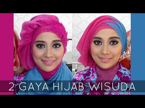 VIDEO : tutorial hijab wisuda | 2 hijabstyle dengan hijab savanna mecca glitty | #2 - enjoy hd! hai..enjoy hd! hai..tutorial hijabwisuda atauenjoy hd! hai..enjoy hd! hai..tutorial hijabwisuda ataupestakali ini tetap menggunakanenjoy hd! h ...