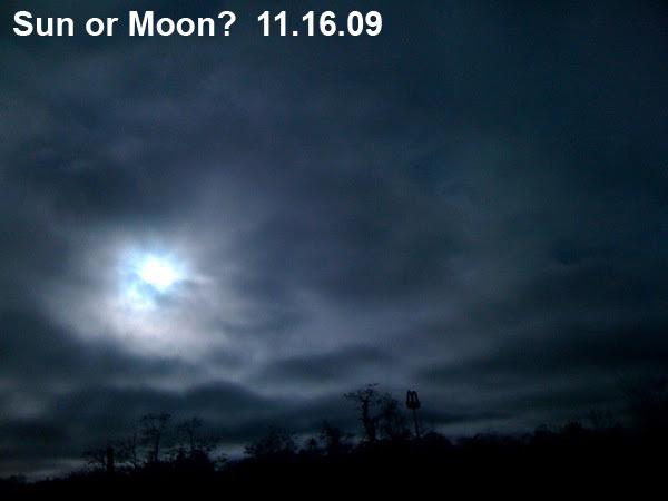 Sun or Moon?