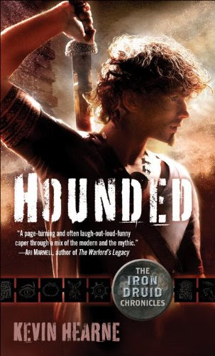 Hounded (Iron Druid Chronicles #1)