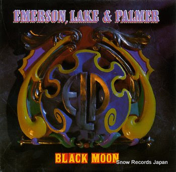 EMERSON, LAKE & PALMER black moon