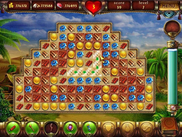 Persian Puzzle Free PC Game Screenshot