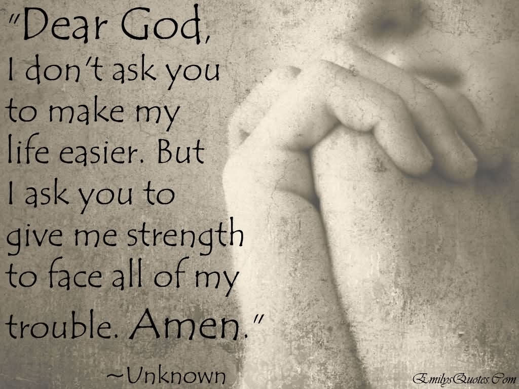Beautiful Quotes About Asking God For Help