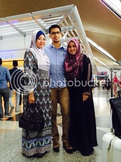 ashraf muslim dan isteri isterinya