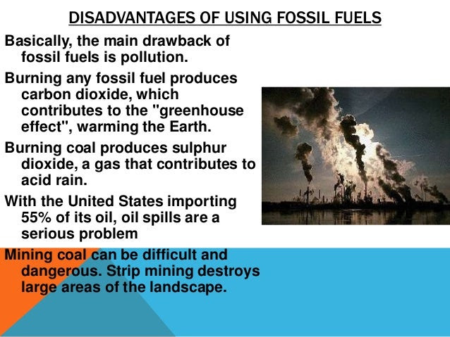 Advantages of renewable energy over fossil fuels