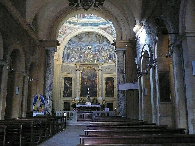 Fil: Apsis mosaik, Santa Pudenziana, Rom W1.JPG