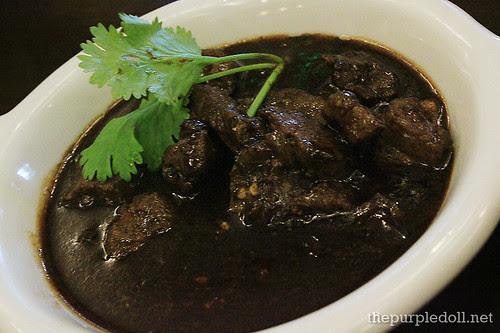 Szechuan Sauteed Beef