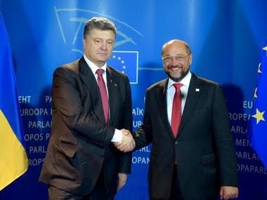 Украина и ЕС подпишут Соглашение об ассоциации одновременно