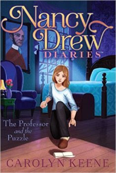 Nancy Drew Diaries Cover Art