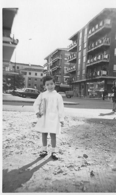 Calle Ecuador (Barrio de Santa Teresa) hacia 1975