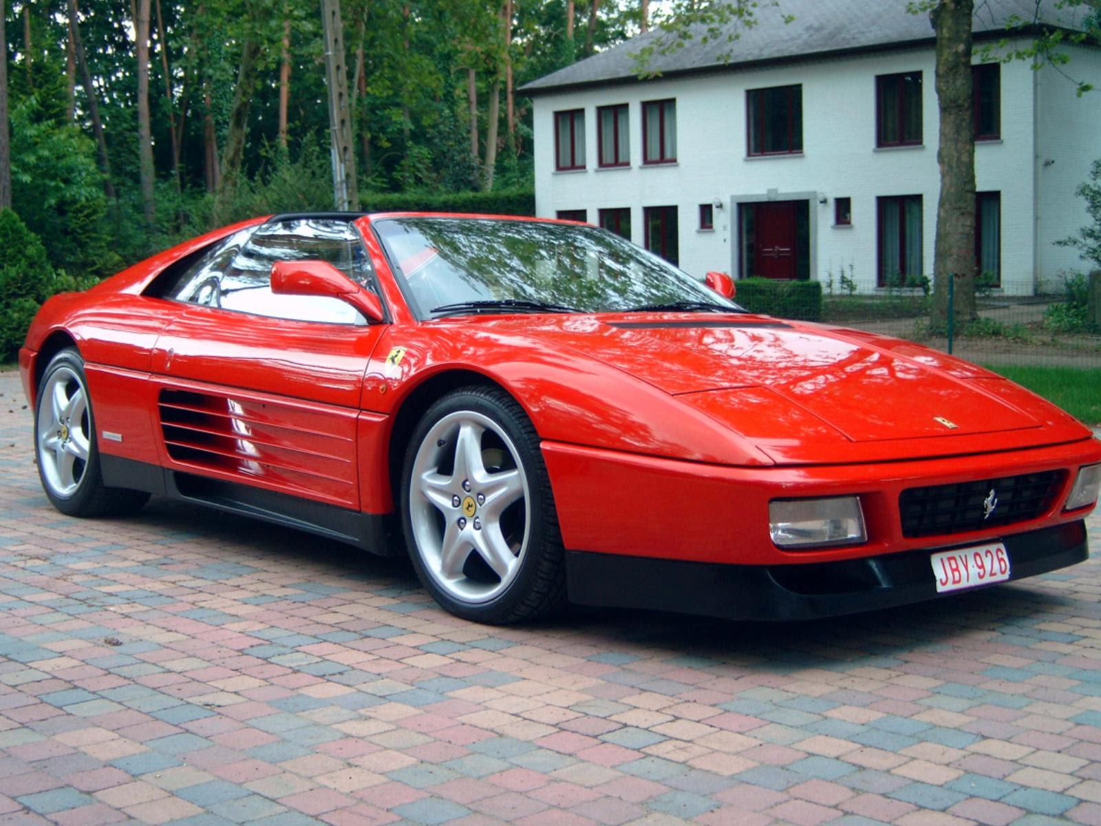 Ferrari 348 car prices