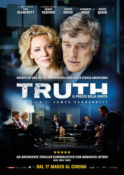 Risultati immagini per Truth - Il prezzo della verità