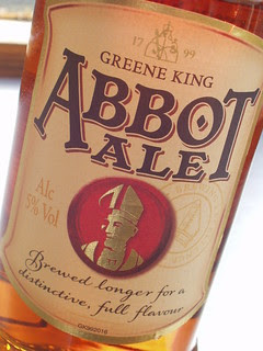 Greene King, Abbot Ale, England