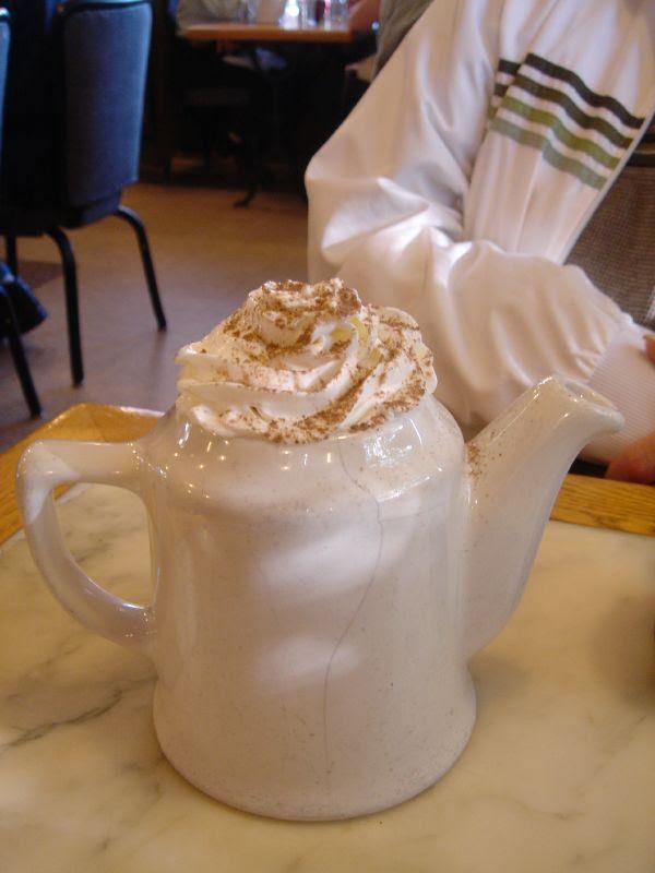 Hot Chocolate Galore