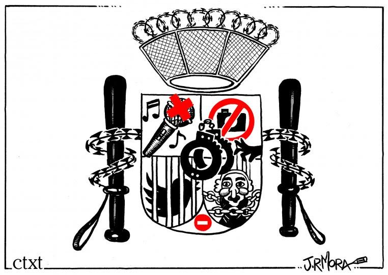 <p>Libertades en España</p>