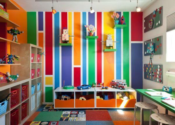 "Cari Idea Design ""Play & Learn Area"" untuk The Arifs"