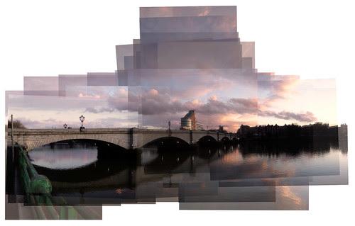 bridging in London, here in Putney