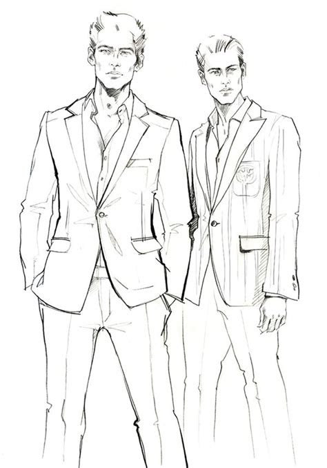 croquis images  pinterest fashion drawings