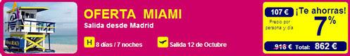 Oferta Miami